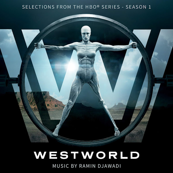 Ramin Djawadi - Westworld: Season 1 (Selections from the HBO® Series) - EP Cover