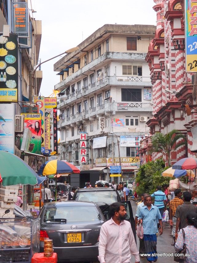 B kyu sri lanka street food tour colombo for Pettah market colombo