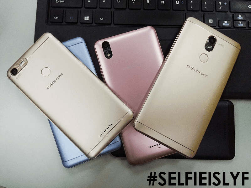 "Cloudfone Teases 3 Upcoming ""Best Value"" Selfie Smartphones"