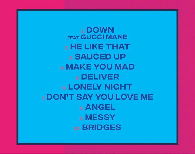 Fifth Harmony Tracklisting