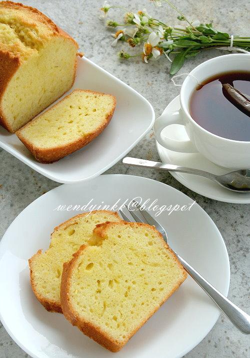Citron Pound Cake