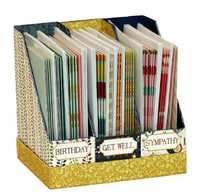 DIY Kotak Bijirin Cornflakes Jadi Kotak Simpan File