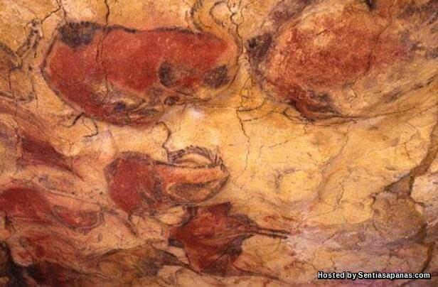 Altamira Cave Painting [5]