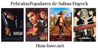 Salma Hayek peliculas