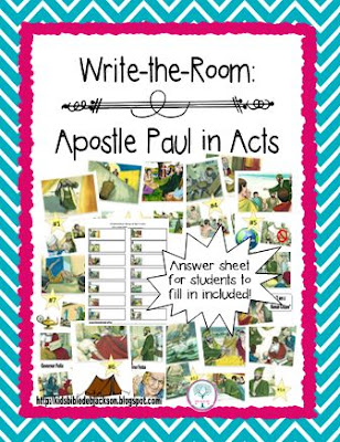 http://www.biblefunforkids.com/2015/06/write-room-apostle-paul-in-acts-review.html
