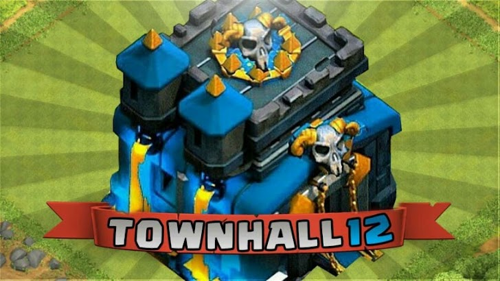 Fitur Terbaru Town Hall 12 COC (Clash Of Clans)