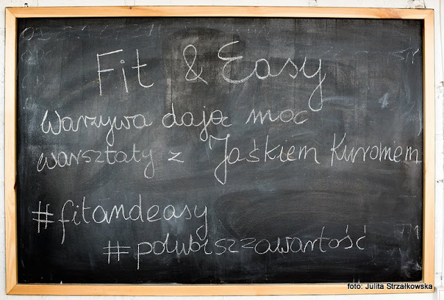 warsztaty kulinarne , fit&easy , polub zawartość , gotowanie , foodblogger , gotujemy razem , uczę się