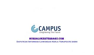 Lowongan Kerja PT Campus Data Media