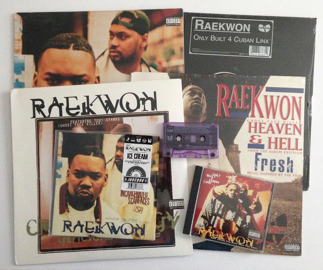 Raekwon Ghostface Only Built 4 Cuban Linx 22nd anniverary
