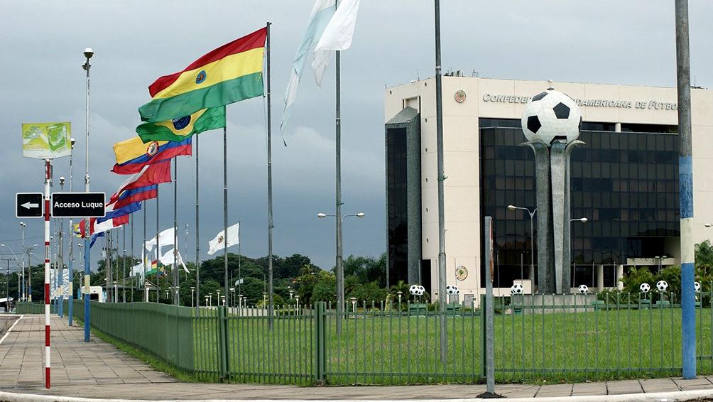 Conmebol le pidió a la FIFA
