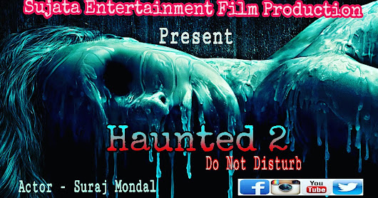Haunted 2 movie poster