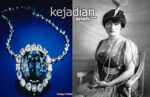 Misteri Kutukan The Hope Diamond 7 Kutukan Batu Permata Bertuah