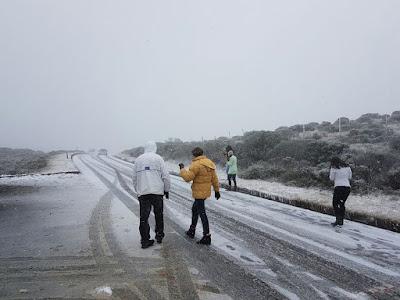 Caminhos da neve são joaquim