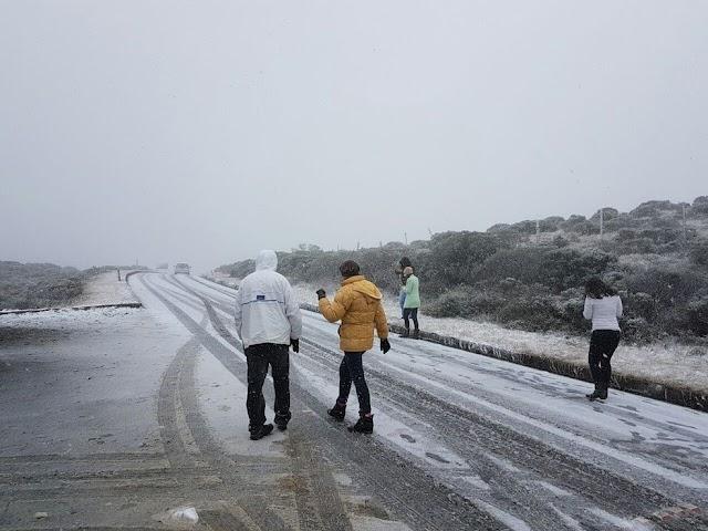 Caminhos da Neve