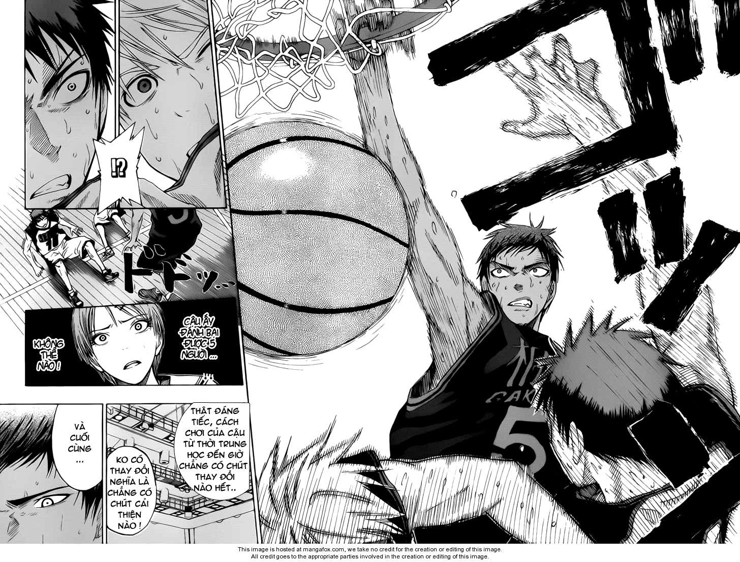 Kuroko No Basket chap 050 trang 18