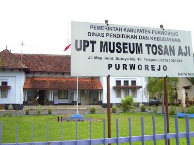 Museum Tosan Aji Purworejo