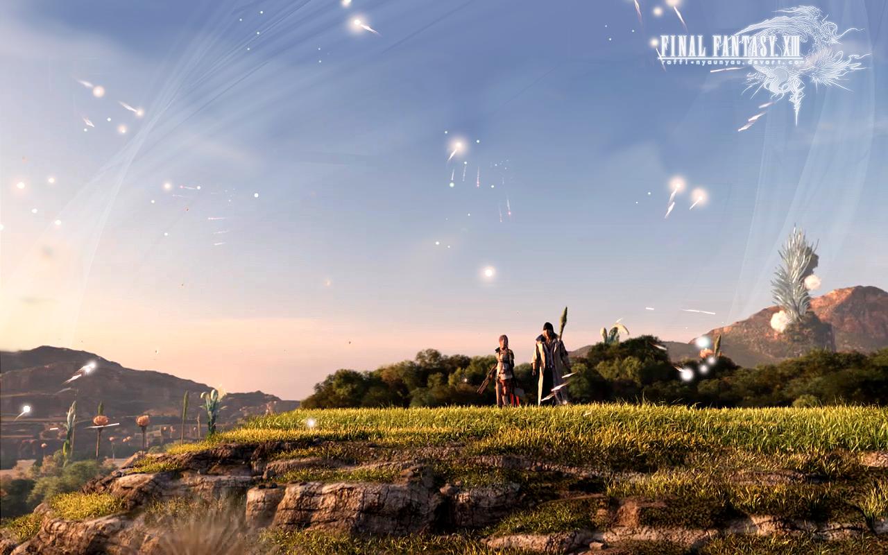 Final Fantasy Xiii Wallpaper: Georgette Fingir: Final Fantasy Xiii Background