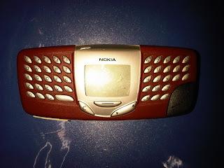 Nokia jadul 5510