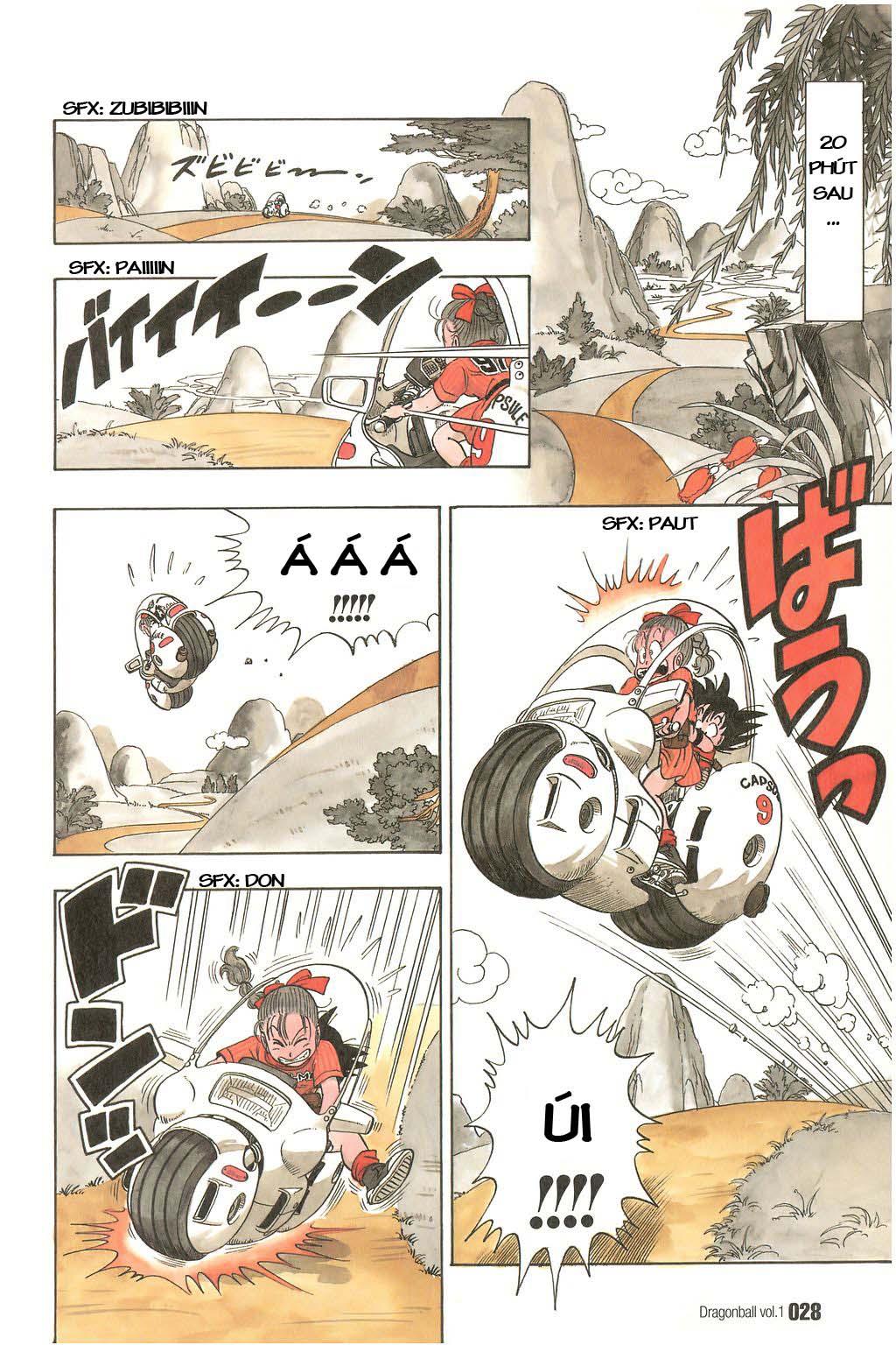 Dragon Ball chap 1 trang 31