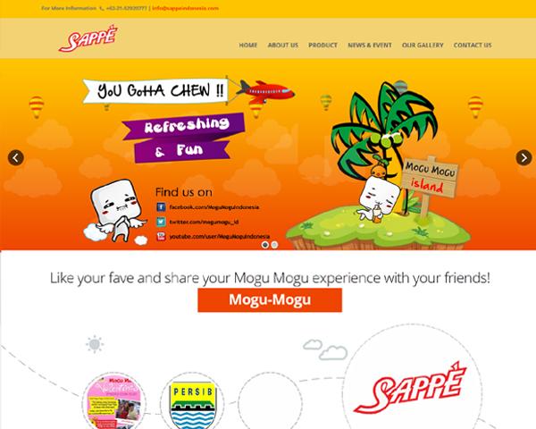 Sappe Indonesia - You Gotta Chew !! Mogu - Mogu