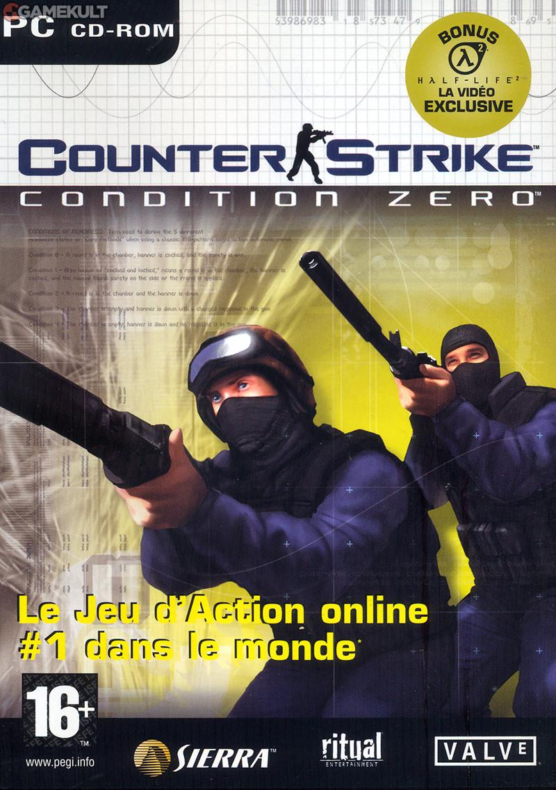 cstrik - Counter Strike Condition Zero [2CDs] Pc