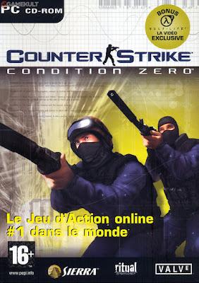 Counter Strike Condition Zero [2CDs] Pc