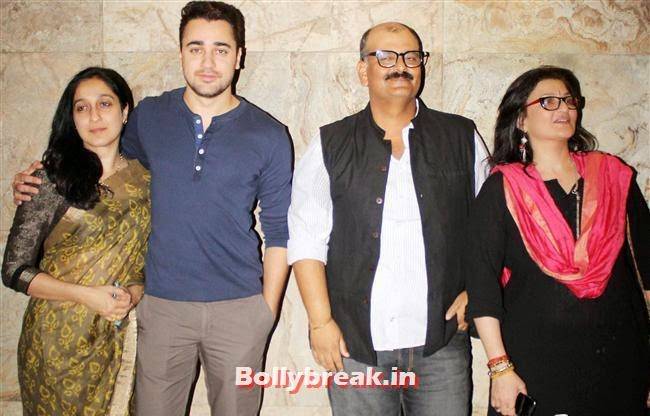 Imran Khan, Celebs as Special Screening of Club 60