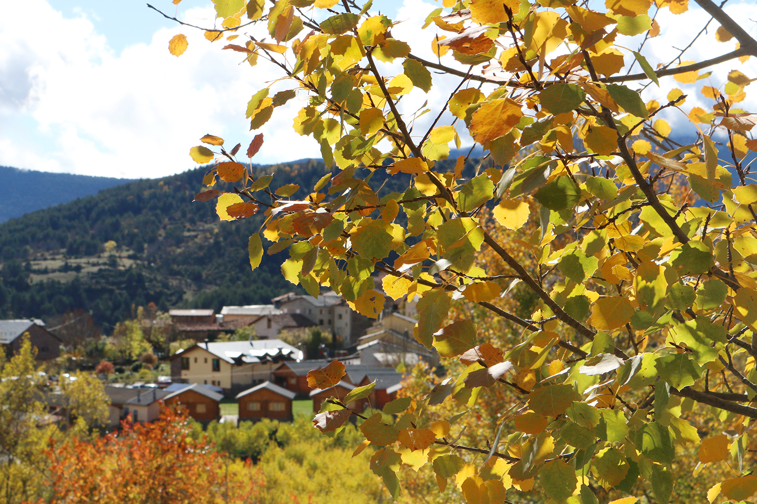 The perfect Autumn trip in Spain