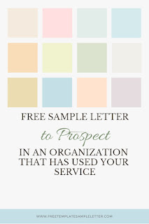 How to Prospect In an Organization that has used your service