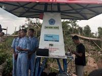 SMK N 1 Blora Sumbang Pembangkit Listrik di Objek Wisata Bukit Cengklik