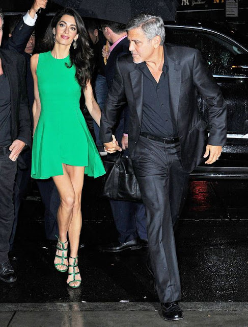 Amal-Clooney-Green-Versace-Dress