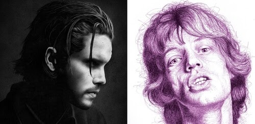 00-Paul-Kobriger-Ballpoint-Pen-Portrait-Drawings-Stippling-and-Scribble-www-designstack-co
