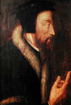 John Calvin - Religious Leader