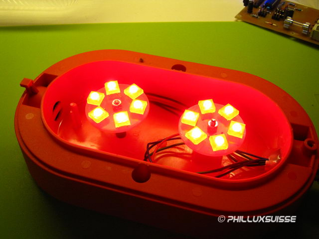 electronic life rgb keller lampe. Black Bedroom Furniture Sets. Home Design Ideas