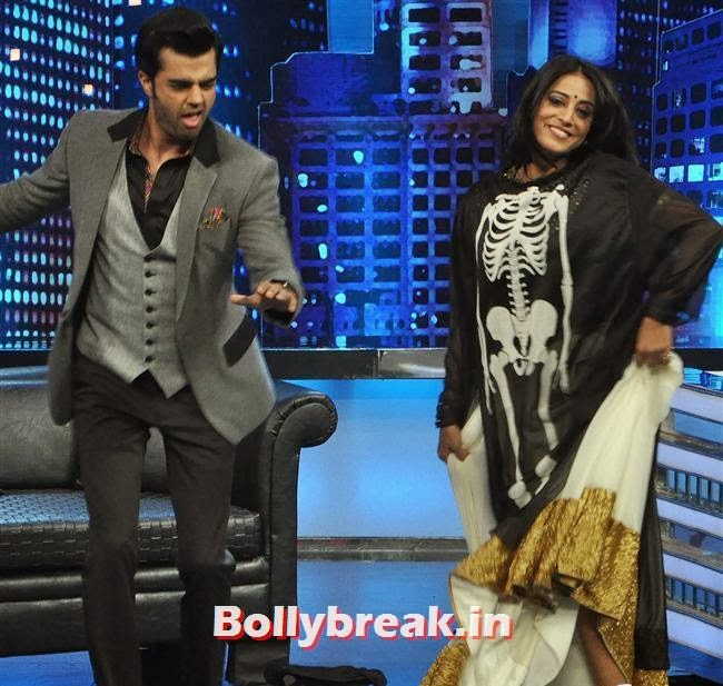 Promotion of Gangs of Ghost on the sets of 'Mad in India', Mahi Gill Promotes Gang of Ghosts on 'Mad in India'