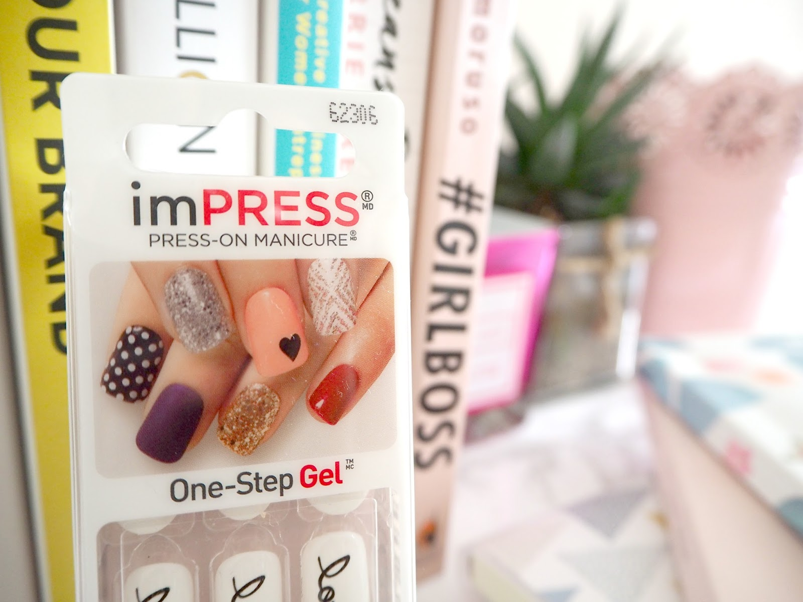 THE PERFECT NAILS FOR BUSY BEES   IMPRESS GEL NAILS   Love, Maisie   www.lovemaisie.com