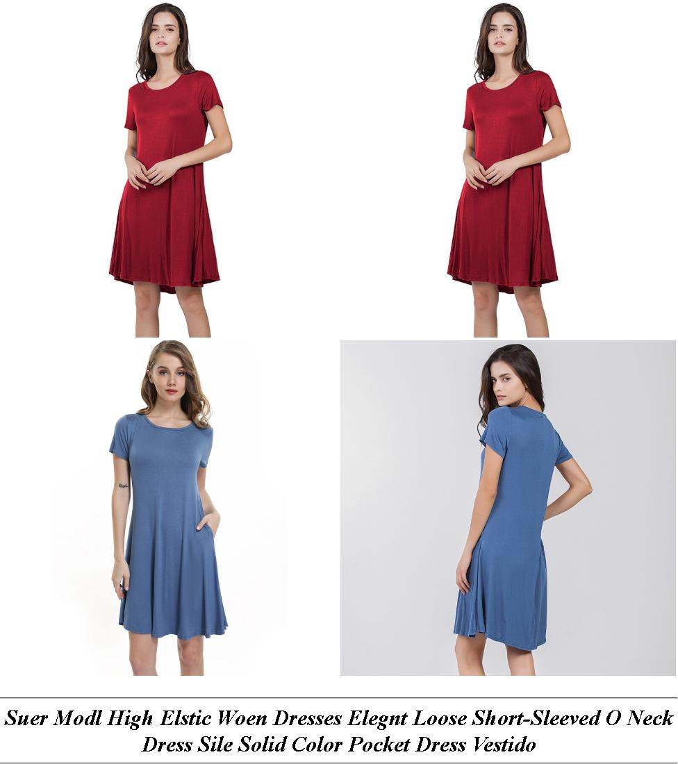 Womans Dresses - Spring Summer Sale - Polka Dot Dress - Cheap Branded Clothes