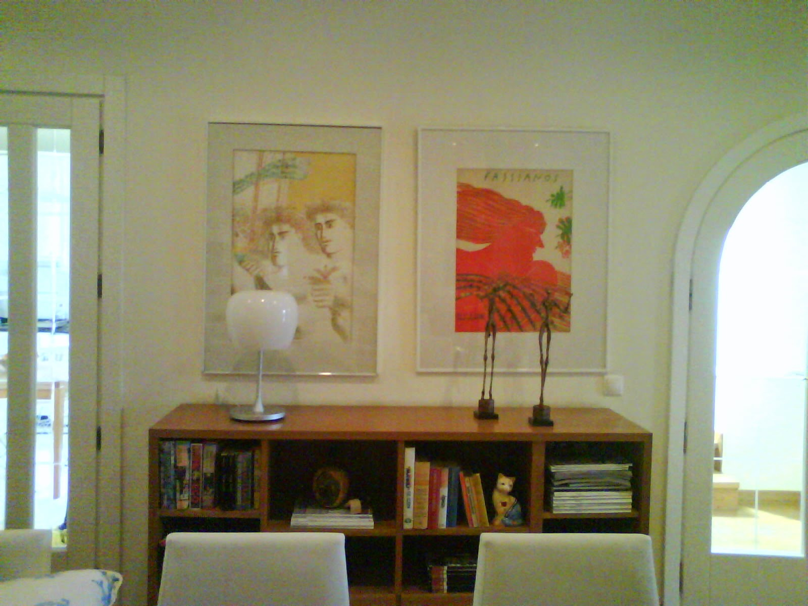 Fassianos lithographs