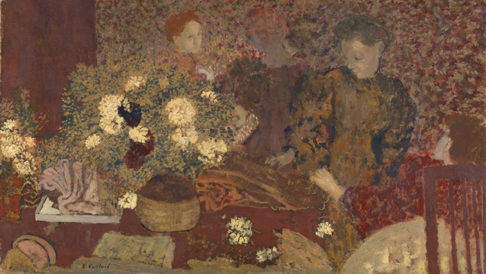 Édouard Vuillard 1868-1940 | French Post-Impressionist Nabi painter