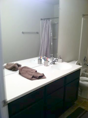 The Yellow Cape Cod Boy S Bathroom Reveal Using Two