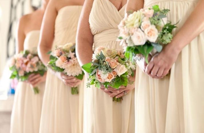 As You Wish Floral Design Early Spring Wedding At The Hy: Wedding Flower,Wedding Bouquet: Decorative Beach Wedding
