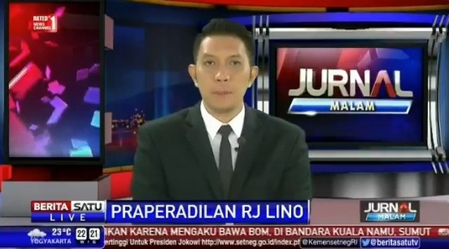 RJ Lino 2 Tahun Tersangka Tapi Tidak Ditahan KPK, Karena Akan Terbongkar Aliran Dana Pilpres 2014?