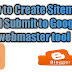 how  to  submit  sitemap  to  google  from  mobile
