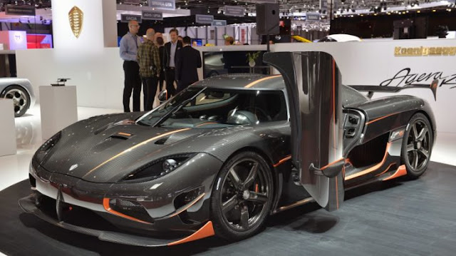 El Agera RS es declarado el auto más veloz del mundo; es sueco y venció al Chiron de Bugatti