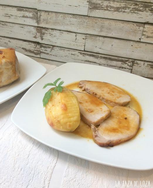 lomo-de-cerdo-caramelizado