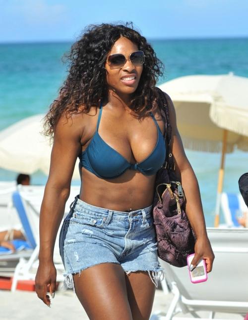 Serena William Sexy Photo