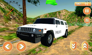 Free Download Police jeep Offroad Extreme Mod Hacked Money