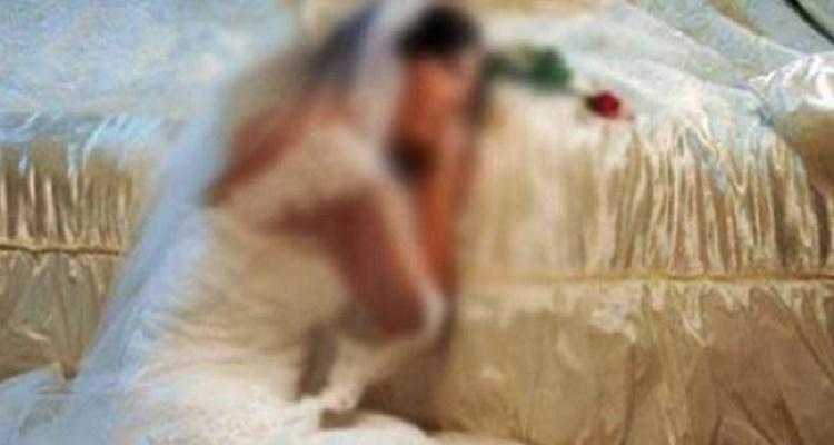 بعد ان تزوج واكتشف انها ليست عذراء لن تصدق رد فعله