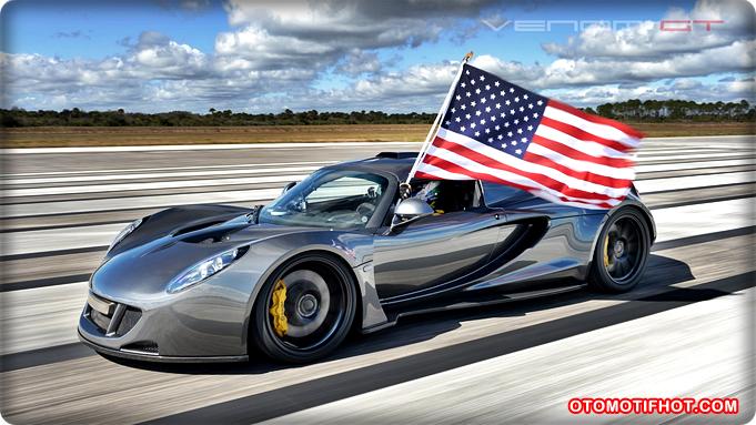 Mobil Tercepat di Dunia 2015