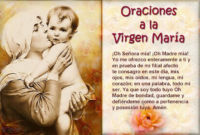 Resultado de imagen de oh SEÑORA Y  madre mia